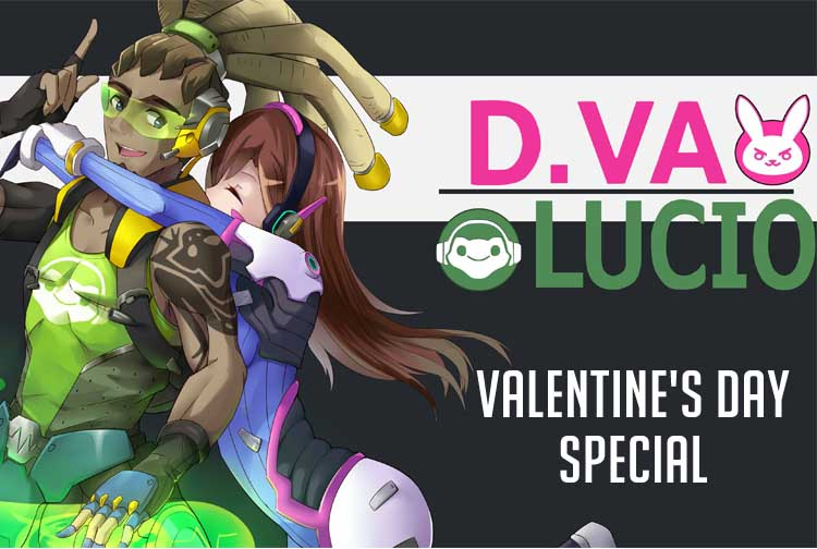 Valentine S Day Special Memes About Ow Cp 004 Lucio X D Va